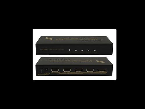 SPLITTER HDMI 1X4 METAL