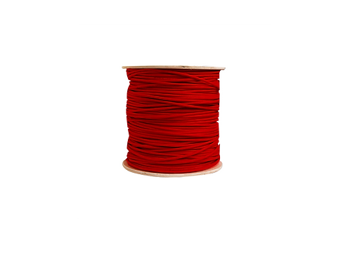 BOBINA ROLLO cable FTP CAT 6, 23 AWG	BLINDAJE FTP	0.575 mm	 ROJO 305 metros