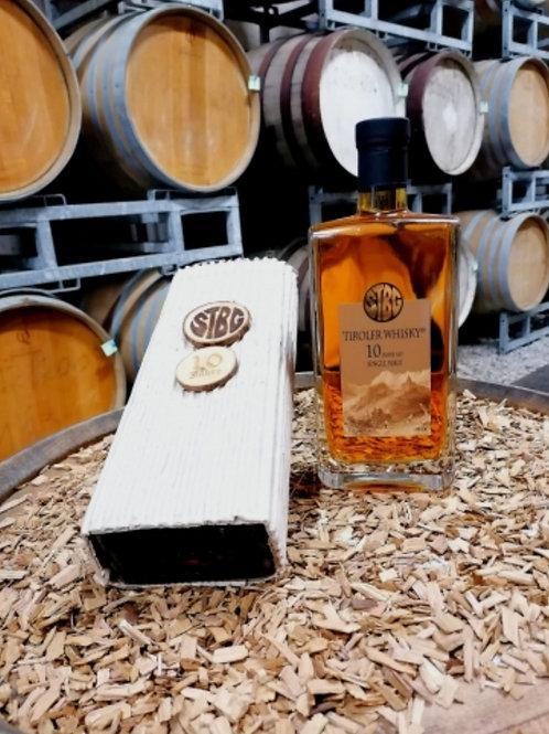 STBG Tiroler Whisky 10 Jahre, 0,7 Liter