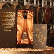 STBG Schloss Whisky 0,5 lt. 24 yo Special Edition mit Zinnaufsatz
