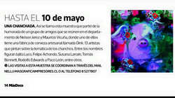 Revista MásDeco, La Tercera