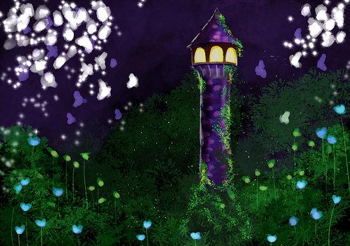 Rapunzels Turm (jpeg+PDF)