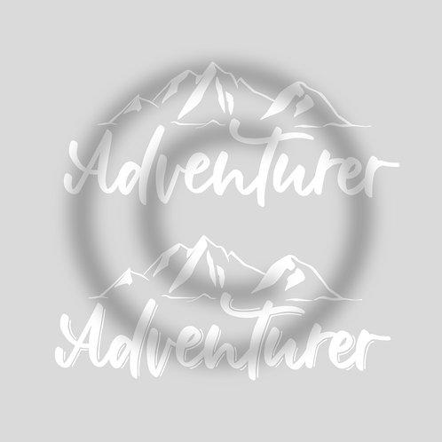 "Plotterdatei ""Adventurer"""
