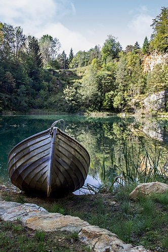 Lac Vert, Jura