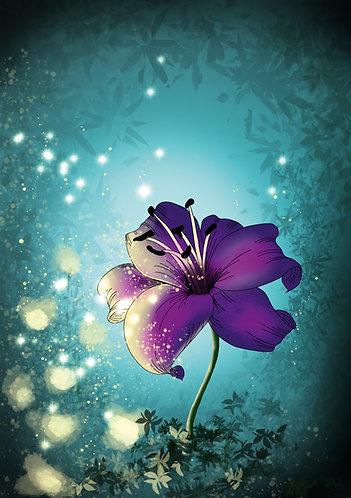 Magical Bloom (jpg+PDF)