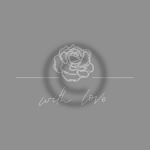 "FoilQuill ""Rose_with-love"""