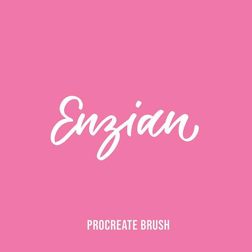 "Procreate Brush ""LMD_Enzian"""