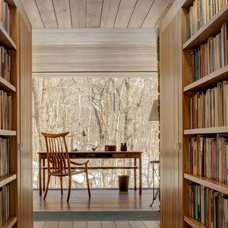 Una stanza di lettura e scrittura tutta per sé
