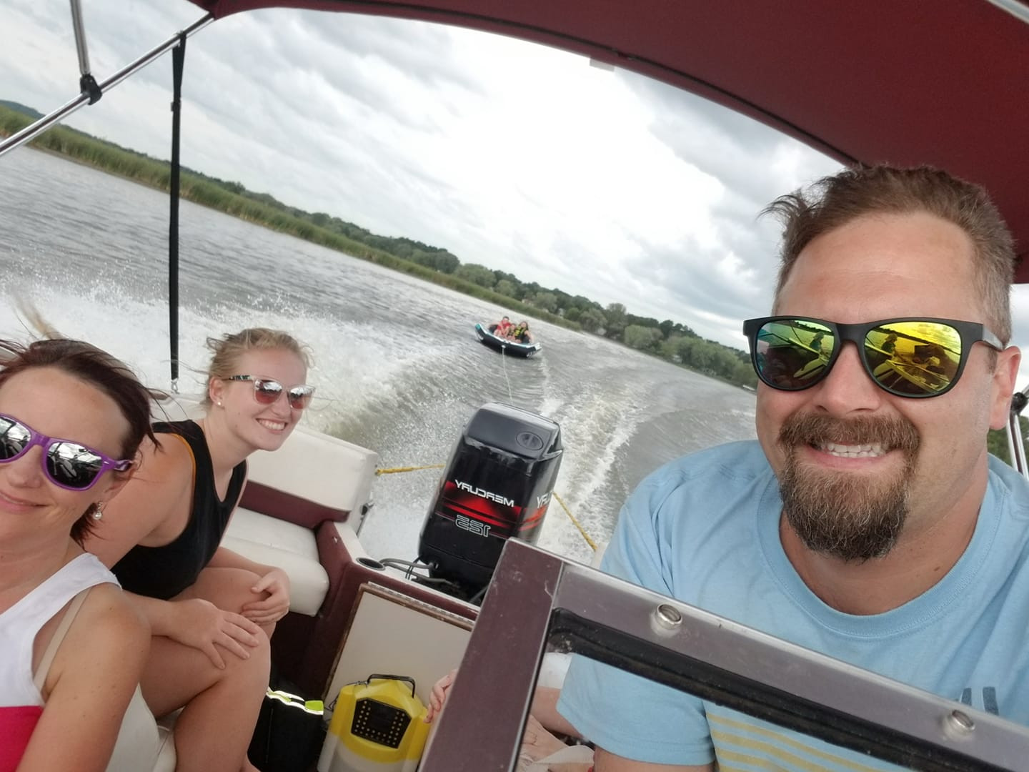 Spend the day on Lake Puckaway