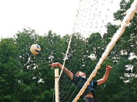 3-on-3 Volleyball Tournament