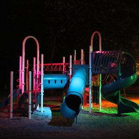 FREE Lighted Playground