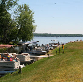 FREE Boat Launch and Lagoon