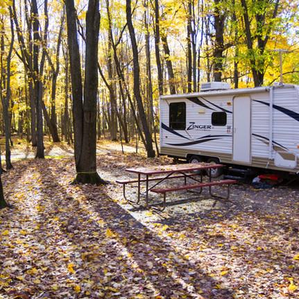 Campsites & Rentals