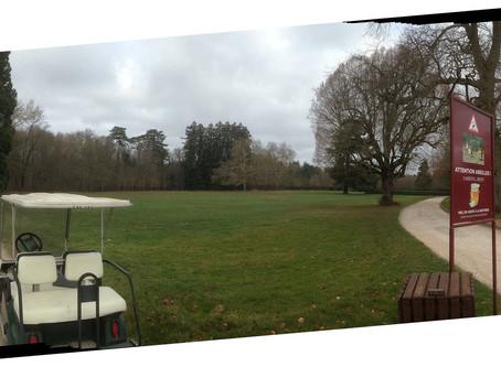 Château de Cheverny: un nouveau projet de jardin...