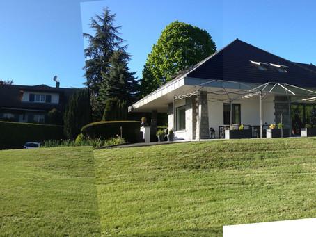 ACTUALITÉ : jardin à vivre - Vétraz Monthoux - le chantier