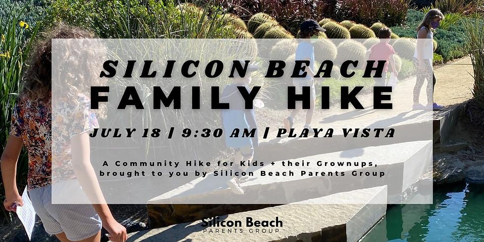 Silicon Beach Family Hike | Playa Vista