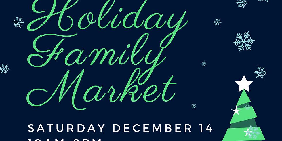 Holiday Family Market   Brella   Playa Vista