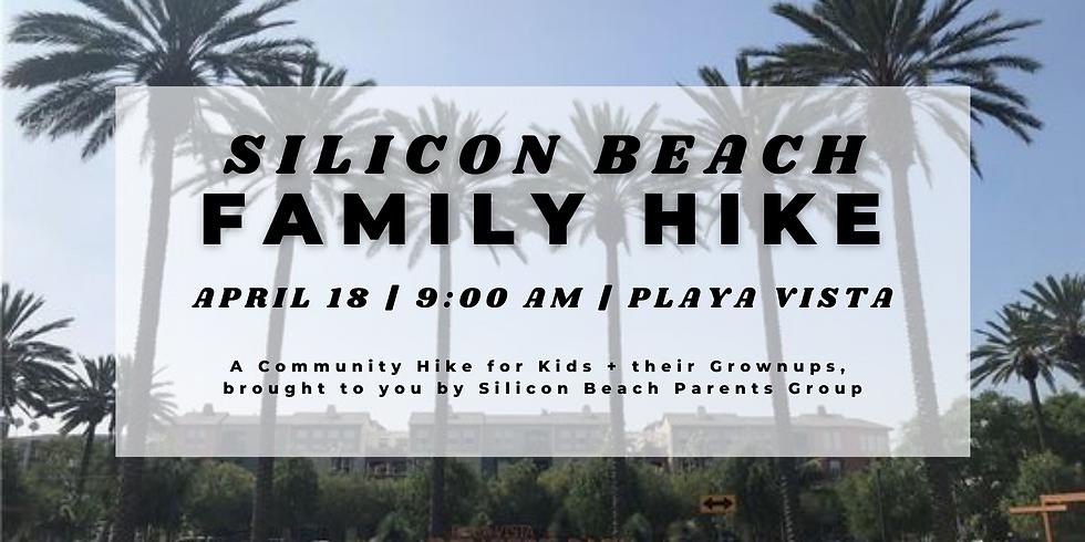 Silicon Beach Family Hike | April 18, 2021