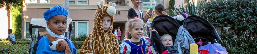 Trick or Treat Playa Vista | Halloween 2019