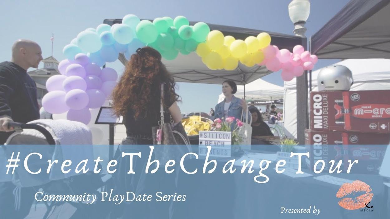 #CreateTheChangeTour
