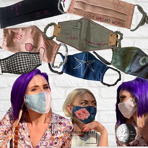 Couture Fashion Masks