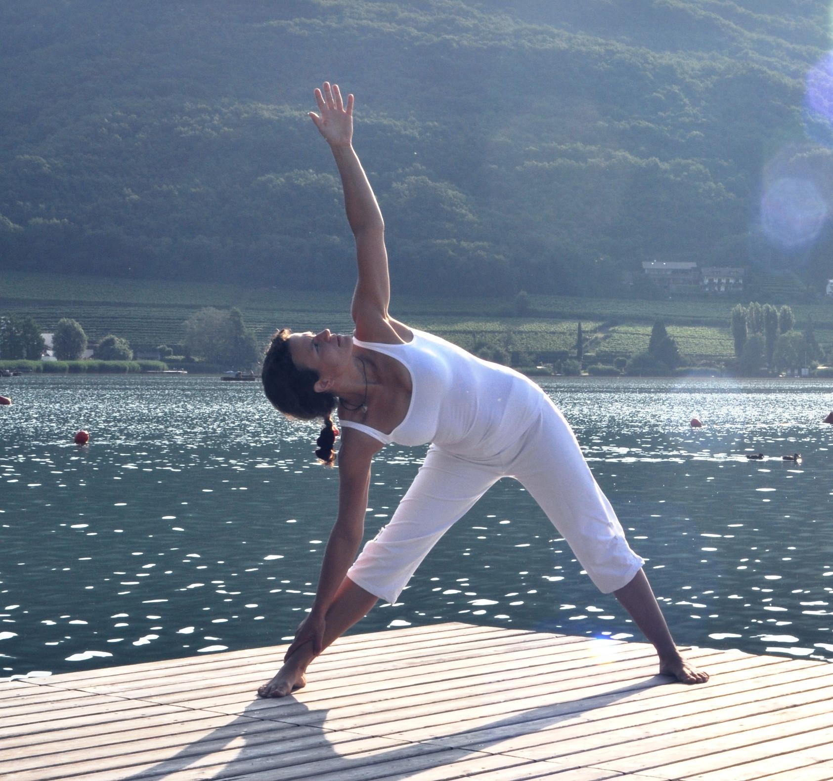 Outdoor Yoga - Di 19 Uhr