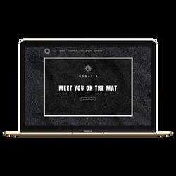 Example Website Namaste