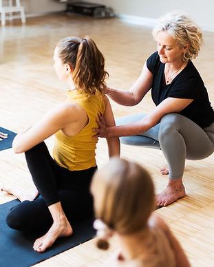 Yoga Spot Hamburg Iyengar Yoga
