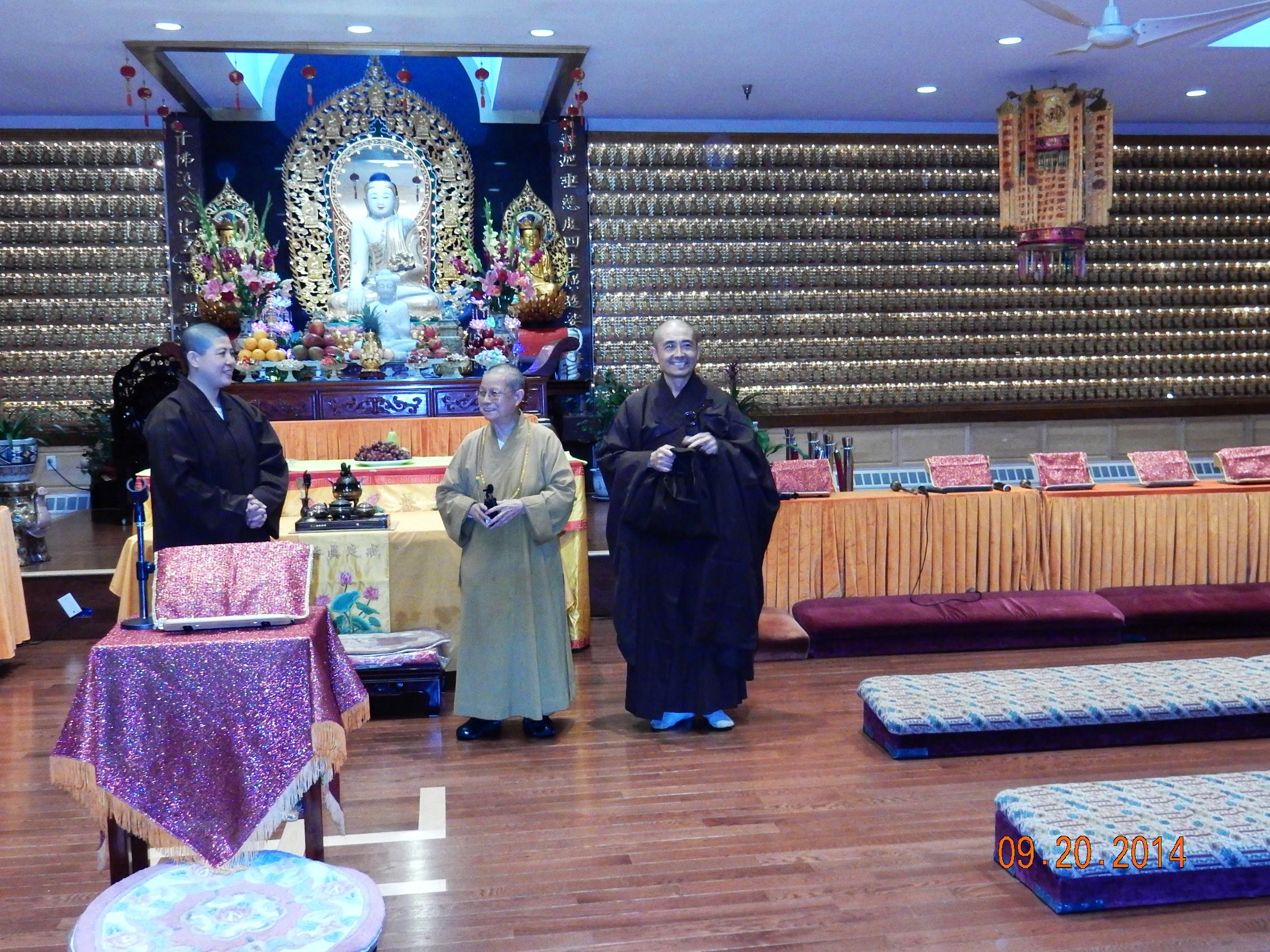 2014 參訪千佛寺