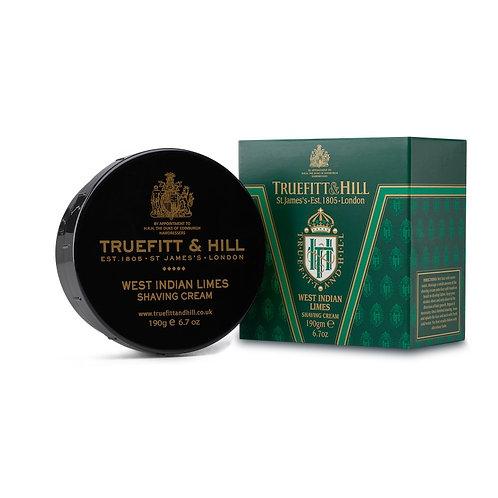 Rasiercreme West Indian Lime Truefitt & Hill