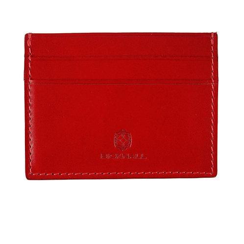 Kartenetui Nassau | rot