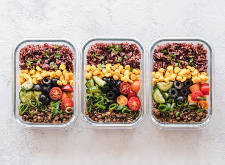 10 Tips For A Healthy Lunch Box
