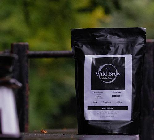 wild blend coffee