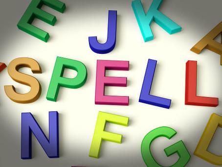 Irregular Spelling Patterns