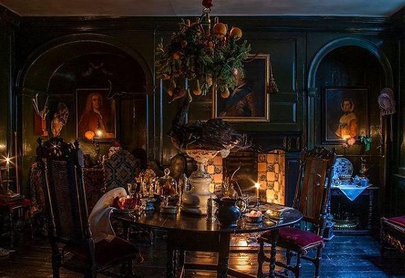 Dennis Severs' House, Aldgate, London