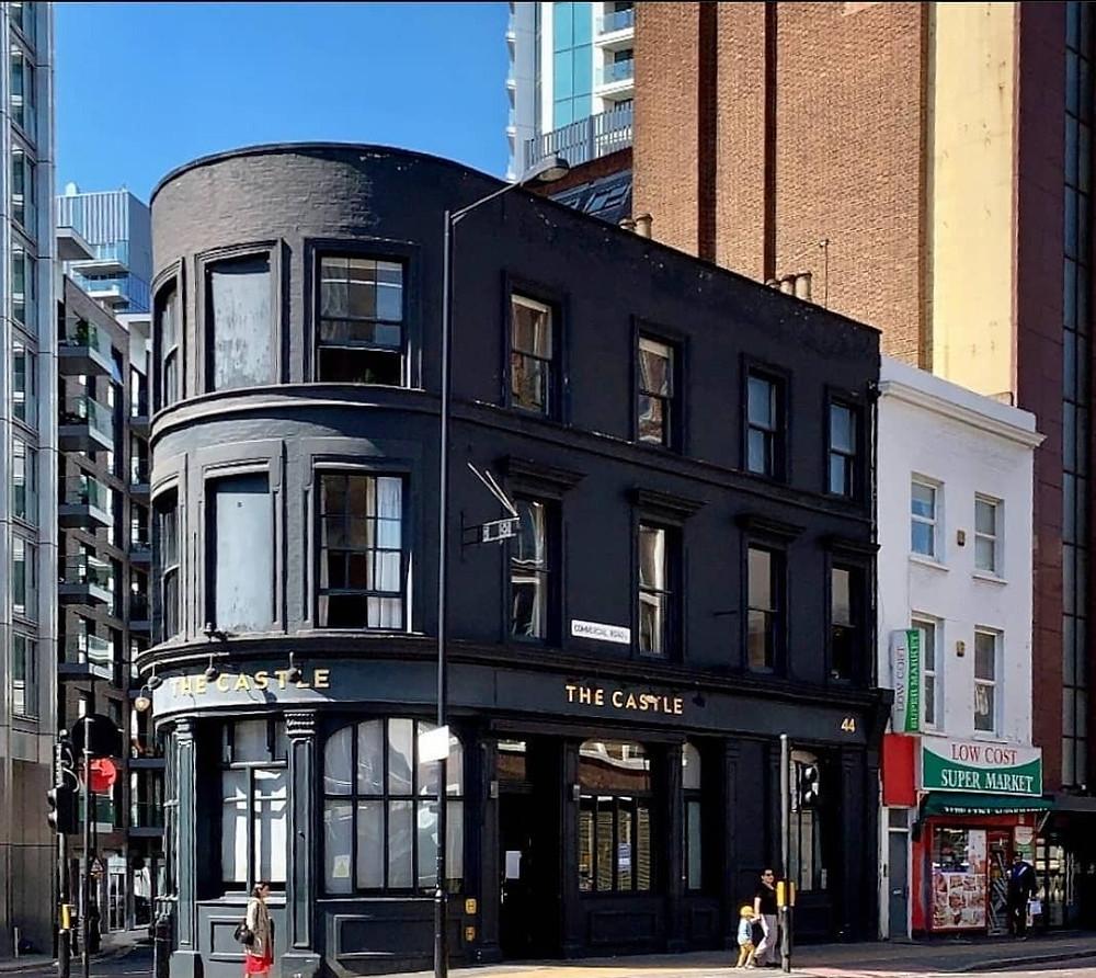 The Castle London Pub, London, UK