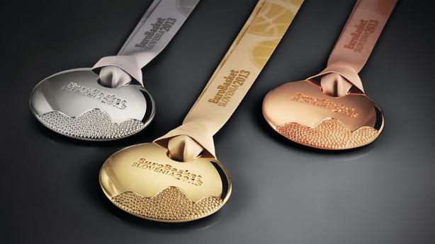 Eurobasket Medals