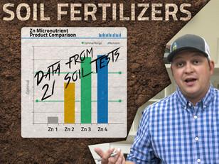 Chelated Zinc Fertilizers