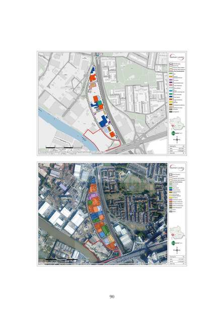 Newham Employment Land Review 2017
