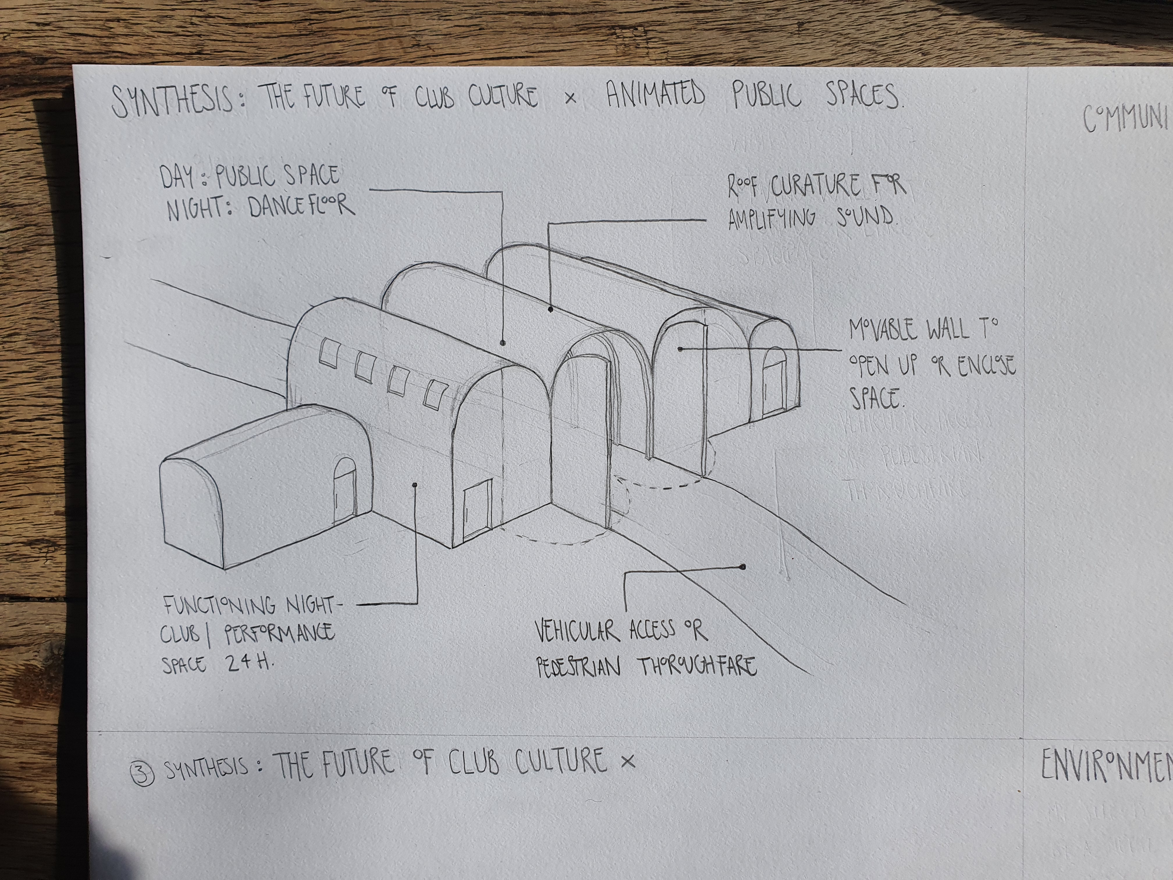 Axo Sketch