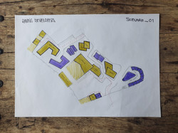 Raving Developers Plan Sketch
