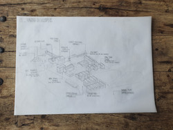 Raving Developers Axo Sketch