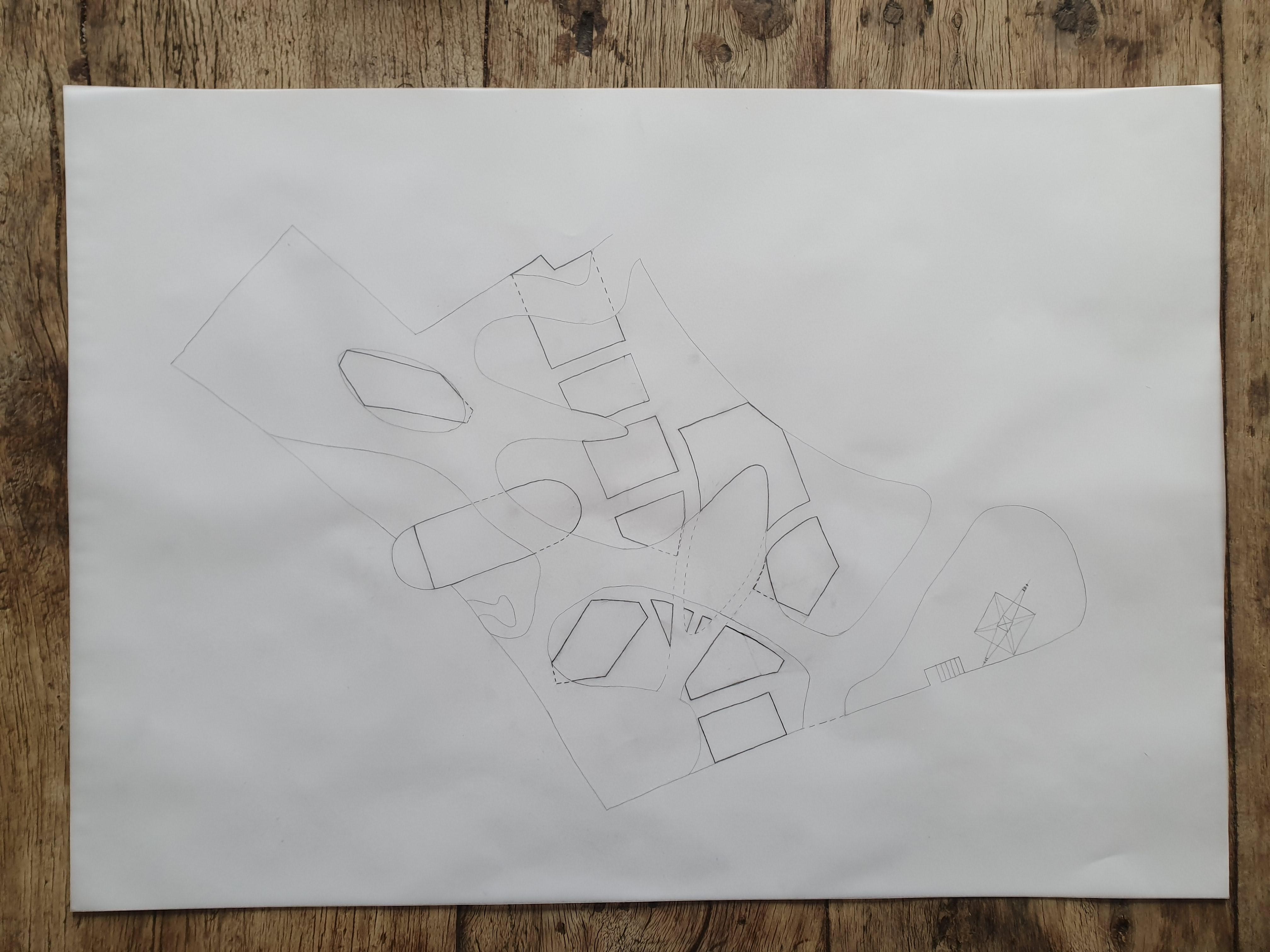 Masterplan Sketching