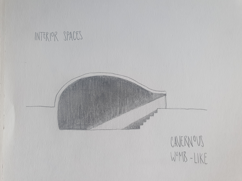 Explorations: Womb-Like Form