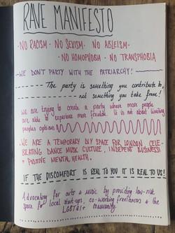 Rave Manifesto