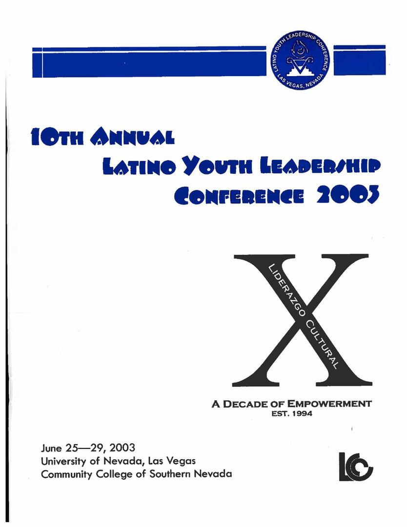 LYLC 2003