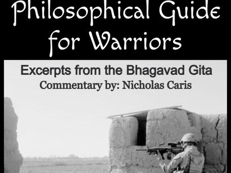 A Philosophical Guide For Warriors