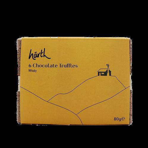 Harth - Artisan Chocolate Truffles - Whisky