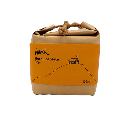 Harth - Artisan Hot Chocolate - Ginger