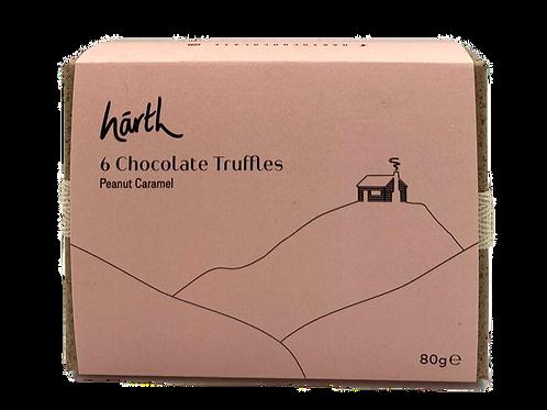 Harth Peanut Caramel Truffles